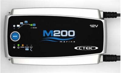 Ładowarka CTEK M200 12V/15A
